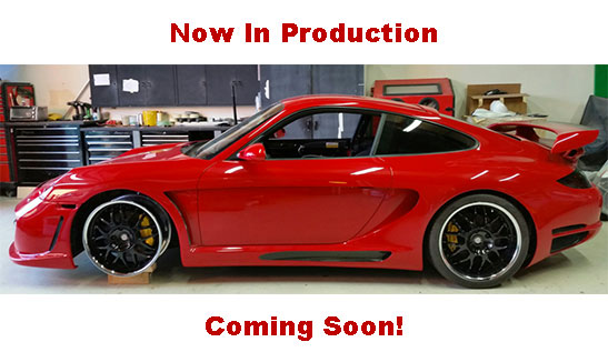 Xtreme Motorcars Top Quality Porsche Conversions Porsche Body Kits Amp Accessories